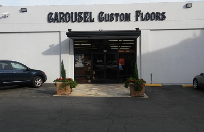 Carousel Custom Floors