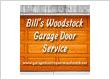 Bill's Woodstock Garage Door Service
