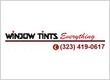 Window Tints Everything