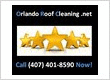 Orlando Roof Cleaning